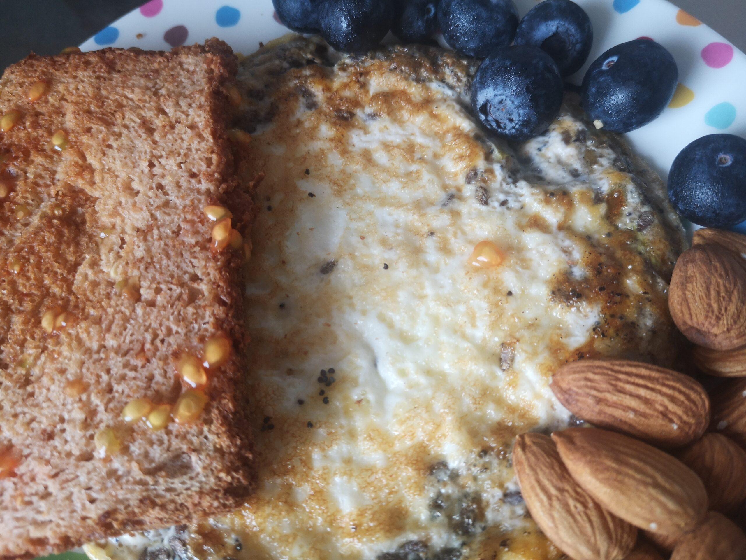 Desayuno de tortilla PMathelan